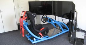 D-Box Fun Race Simulator