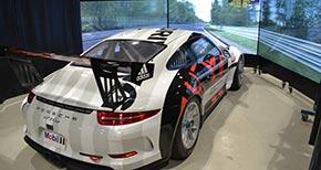 Porsche GT3 Race Cup